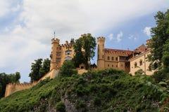 Castillo en Alemania, año 2009 Imagen de archivo libre de regalías