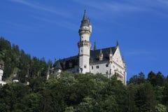 Castillo en Alemania, año 2009 Imagen de archivo