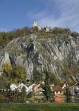 Castillo en Altmuehltal Fotografía de archivo libre de regalías