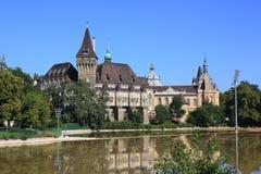 Castillo en Austria Fotografía de archivo libre de regalías