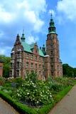 Castillo en Dinamarca Imagen de archivo libre de regalías
