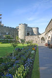 Castillo en Escocia imágenes de archivo libres de regalías
