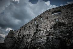 Castillo en Eslovaquia Fotos de archivo libres de regalías