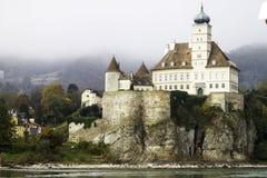 Castillo en Eslovaquia Imagenes de archivo