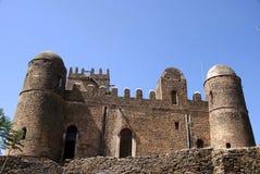 Castillo en Etiopía Fotos de archivo