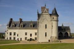 Castillo en Francia Imagenes de archivo