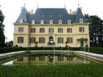 Castillo en Francia Imagen de archivo