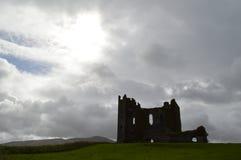 Castillo en Irlanda fotos de archivo