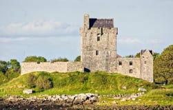 Castillo en Irlanda Fotografía de archivo libre de regalías