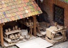 Castillo en Ketrzyn Fotografía de archivo libre de regalías