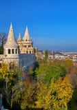 Castillo en la Hungría Imágenes de archivo libres de regalías