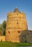 Castillo en Letychiv Fotografía de archivo