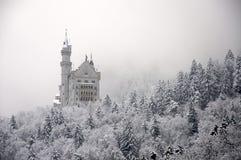 Castillo en Munich fotos de archivo