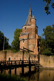 Castillo en Países Bajos imágenes de archivo libres de regalías