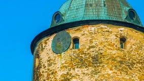Castillo en Polonia, castillo viejo 2019 del castillo fotos de archivo