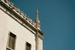 Castillo en Portugal Imagenes de archivo