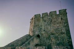 Castillo en Portugal foto de archivo