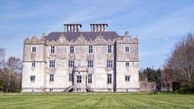 Castillo en Portumna Fotografía de archivo libre de regalías