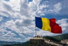 Castillo en Rumania Fotos de archivo
