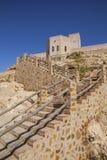 Castillo en Taqah imagenes de archivo