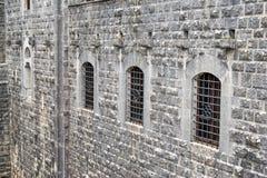 Castillo en Toscana Imagen de archivo libre de regalías