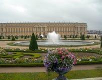 Castillo en Versalles imágenes de archivo libres de regalías