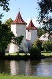 Castillo encantado Fotografía de archivo libre de regalías