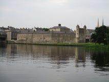 Castillo Enniskillen N'Ireland de Maguires Foto de archivo