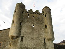 Castillo Enniskillen N'Ireland de Maguires Fotos de archivo