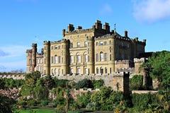 Castillo Escocia Fotografía de archivo