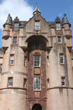 Castillo Escocia de Fyvie Foto de archivo libre de regalías