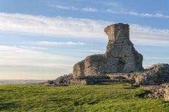 Castillo-Esfinge de Hadleigh foto de archivo
