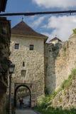 Castillo Eslovaquia de Trencin Fotos de archivo libres de regalías