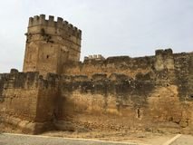 Castillo español Fotos de archivo