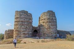 Castillo Estambul de Yoros Imágenes de archivo libres de regalías
