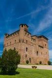 Castillo Fossano, Fotos de archivo libres de regalías