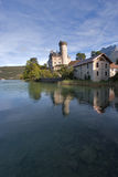 Castillo francés Imagen de archivo