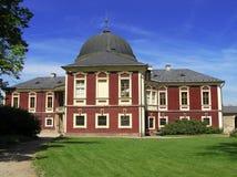 Castillo francés #4 Fotografía de archivo libre de regalías