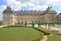 Castillo francés de Champlitte Imágenes de archivo libres de regalías