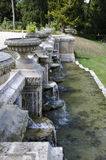 Castillo francés de Chantilly Fotografía de archivo libre de regalías
