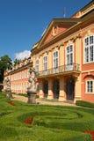 Castillo francés de Dobris Fotografía de archivo libre de regalías