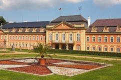 Castillo francés de Dobris Fotos de archivo