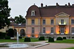 Castillo francés de lacroix laval Imágenes de archivo libres de regalías