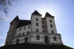 Castillo francés de Pau imagen de archivo