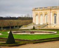 Castillo francés de Versalles Imágenes de archivo libres de regalías