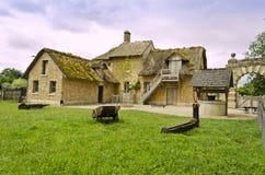 Castillo francés de Versalles - Francia imagenes de archivo