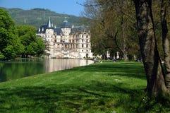 Castillo francés de Vizille Fotos de archivo