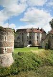 Castillo francés francés Fotos de archivo libres de regalías
