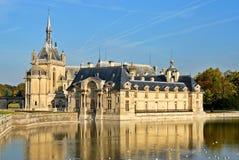 Castillo francés francés Imagen de archivo