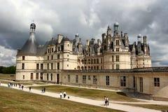 Castillo francés, Francia Fotografía de archivo libre de regalías